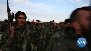 US Syria Withdrawal Risks Vital Strategic Interests - VOAVIDEO