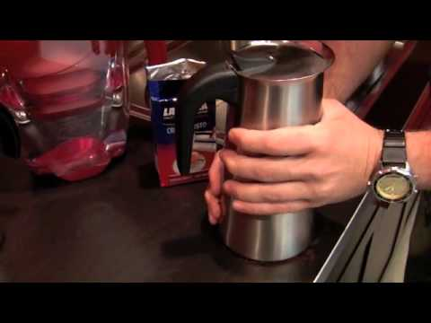 The Great SCG Stovetop Espresso Video