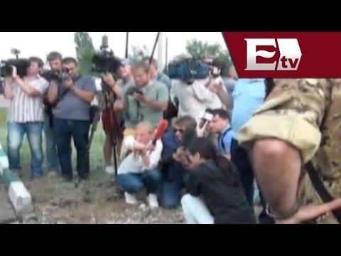 Aviones rusos derriban aeronave de combate de Ucrania  / Global