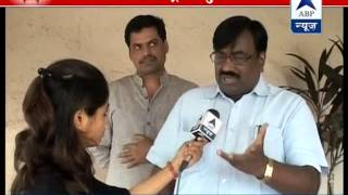 ABP LIVE l Who will become Maha CM l Nitin Gadkari emerging as front runner - ABPNEWSTV