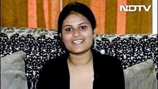 12वीं में 498 अंकों के साथ दूसरा स्थान हासिल करने वाली अनुष्का से NDTV की खास बातचीत - NDTVINDIA