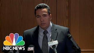 FBI Stops Oklahoma City Bank Explosion Plot | NBC News - NBCNEWS