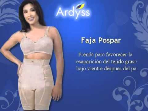 FAJAS MODELADORAS CHILE   FAJAS ARDYSS