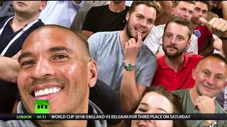 The Stan Collymore Show: Best World Cup memories & Space Museum - RUSSIATODAY