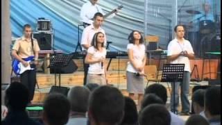 Малин 2011 Как найти своё призвание -проповедь В.Коструб
