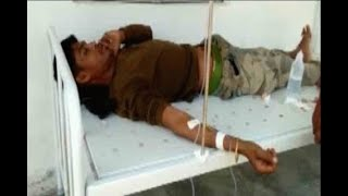 In Graphics: Sukma: encounter between police and Naxalites, 2 jawans martyred, 6 wounded - ABPNEWSTV