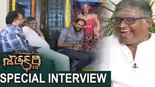 Gautamiputra Satakarni Team Special Interview | Krish,Sirivennela Seetarama Sastry,Saimadhav - TFPC