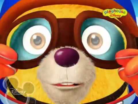 Special Agent Oso Theme Song in Reversed