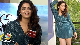 Bhale Manchi Roju is an interesting comedy Thriller – Wamiqa Gabbi