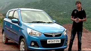 Alto K10 goes auto - NDTV