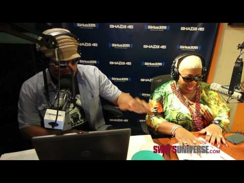 Luenell Gives Advice in 