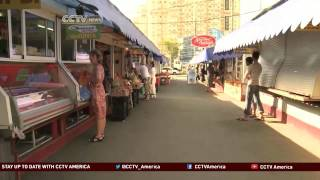 See the news report video by Russia bans Ukrainian fruits and vegetables