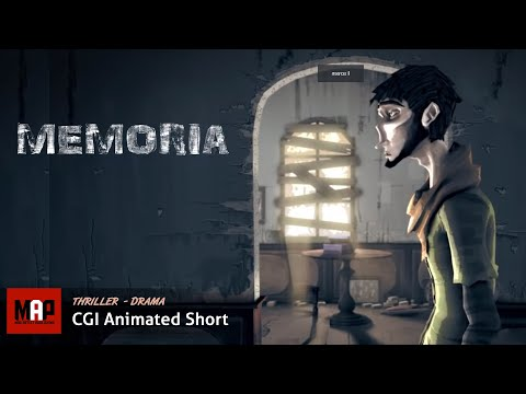 MEMORIA - A brilliant psychological Horror short film by Elisabet Yr  (The Animation Workshop)