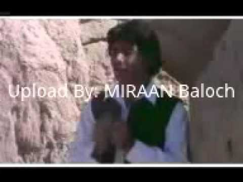 MANAN Baloch from Nimruz (AFGHANISTAN) Best Balochi Singer from Nimruzz