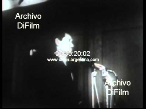 DiFilm - Trial a civil in Indonesia court composed of military 1966