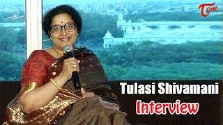 Tulasi Shivamani Interview About Shankarabharanam Film Awards - TELUGUONE