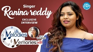 Singer Ranina Reddy Exclusive Interview || Melodies And Memories #21 - IDREAMMOVIES