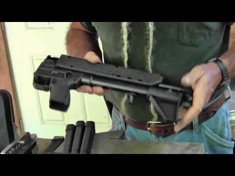 Shooting the Kel-Tec SUB 2000 9mm Semi-Auto Carbine - Gunblast.com