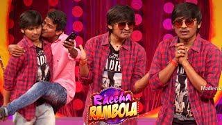 Raccha Rambola Stand-up Comedy show 63 - Jabardasth Rocking Rakesh Skit - Mallemalatv - MALLEMALATV