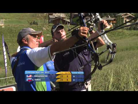 Men Compound Gold -  WA Field Championships 2012
