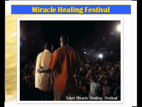 MIRACLES TODAY...HTM Miracle Festival Toket, Cameroon, Africa