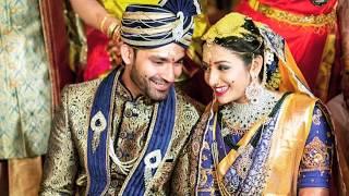 Jayam Movie Child Artist Yamini Swetha Wedding Celebrations - RAJSHRITELUGU
