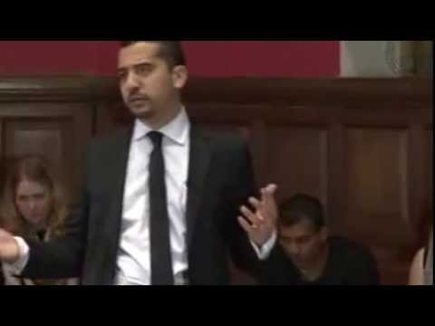 Mehdi Hasan Islam Is A Peaceful Religion Oxford Union 240p