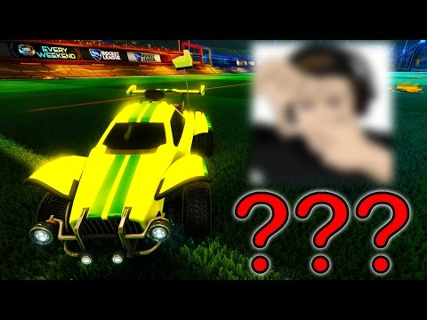 100K+ YOUTUBER CALLS ME OUT IN ROCKET LEAGUE!!