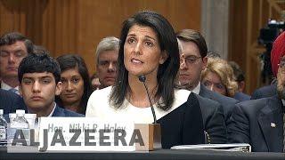 Trump's cabinet nominees face tough questioning - ALJAZEERAENGLISH