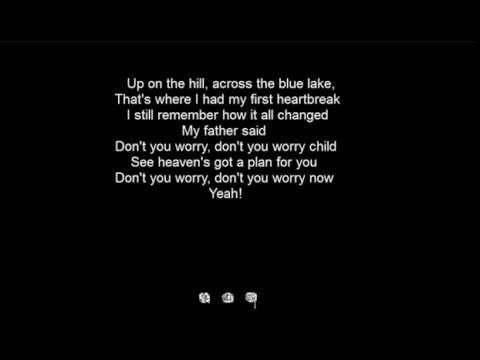 Swedish house mafia - Don't you worry child (lyrics) -0wMvKDFRoYU