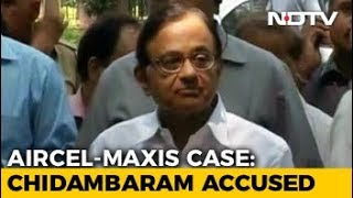 P Chidambaram Is Now An Accused In Aircel-Maxis Case - NDTV