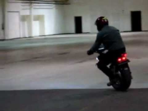 Ryno motors – self-balancing, one wheel,