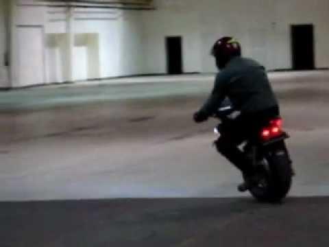 Ryno motors – self-balancing, one wheel,