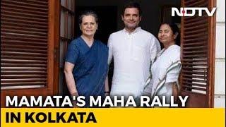 "Rahul Gandhi Writes To ""Mamata-Di"", Says ""Hope We Send Powerful Message"" - NDTV"