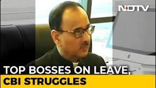 Top Bosses Sent Away, Headless CBI Struggles To Handle Crucial Cases - NDTV