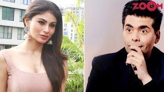 Mouni Roy Upsets Karan Johar By Revealing Details About 'Brahmastra'| Bollywood News - ZOOMDEKHO
