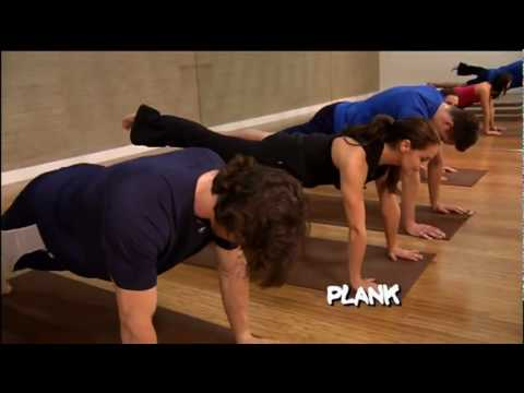 Extreme Closeup - Yoga with Trish Stratus