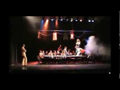 12, O Musical - Rent: La Vie Boheme (Cia Instável de Teatro)