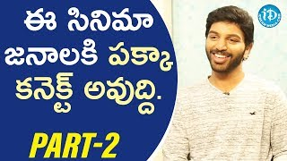 4 Letters Movie Team Exclusive Interview Part #2 || Talking Movies With iDream - IDREAMMOVIES