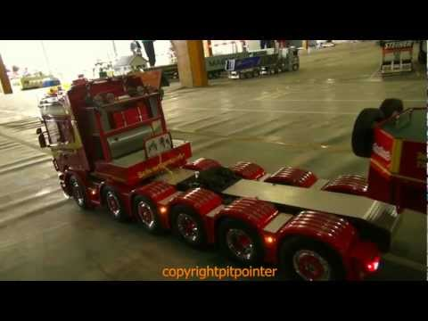 SCANIA 6 Axle TAMIYA