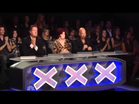 MICHAEL GRIMM Semi finals Americas Got Talent 2010 FANTASTIC 
