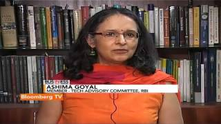 In Business- RBI Should Consider Rate Cut To Boost Demand: Ashima Goyal - BLOOMBERGUTV