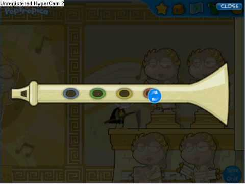 Poptropica Mythology Island Walkthrough Part 1 of 2