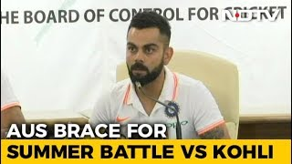 The Batsmen Need To Step Up, Says Virat Kohli Ahead Of Australia Tour - NDTV