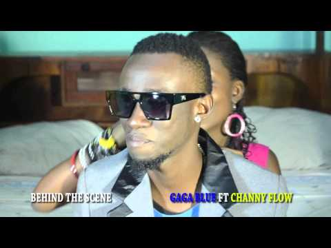 MAPENZI SIO SUMU BY GAGA BLUE FT CHANNY FLOW (BEHIND THE SCENE)