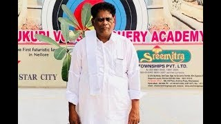 Coach Cherukuri Satyanarayan On Hunger Strike and Demands Archer Jyothi Surekha Apology | iNews - INEWS