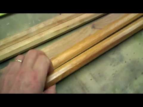 Custom Eskrima Sticks Exotic Hardwood