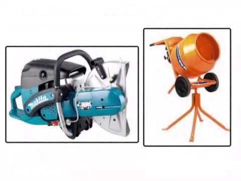 Power Tool Supplies & Repairs –