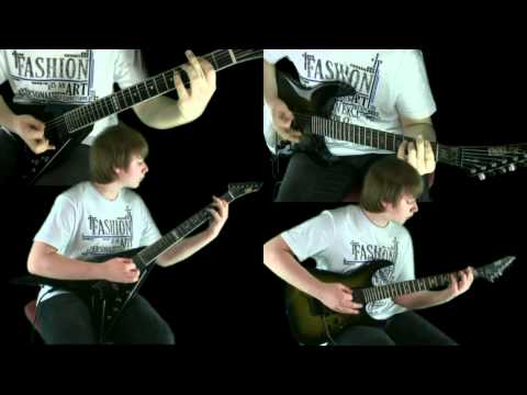 Enter Sandman - Black Album - Metallica (Guitar ReCover by MetallMan070797)