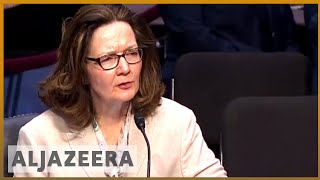 🇺🇸 US Senate confirms Trump nominee Haspel as CIA chief | Al Jazeera English - ALJAZEERAENGLISH